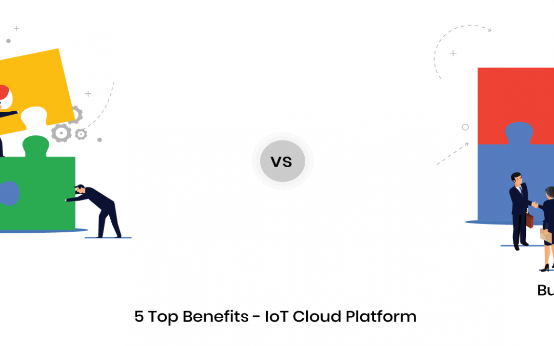 5 Top Benefits – Buy an IoT Cloud Platform