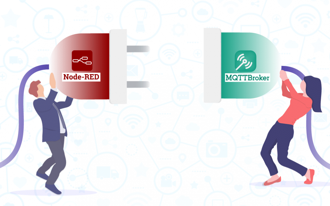 Node red MQTT Broker Integration