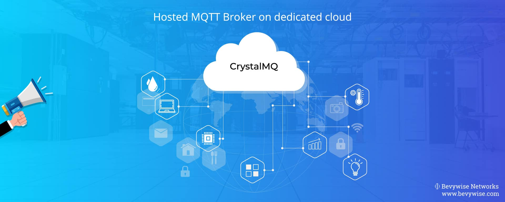 CrystalMQ - Hosted MQTT Broker