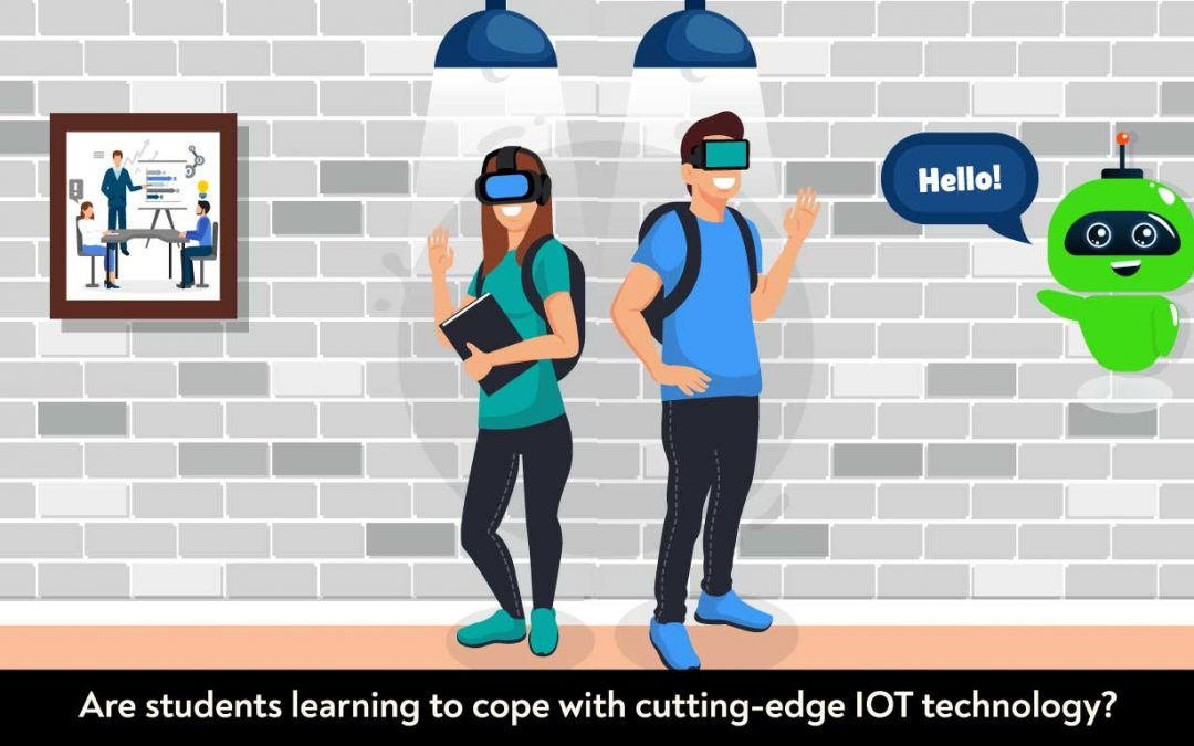 Bevywise IoT for Education