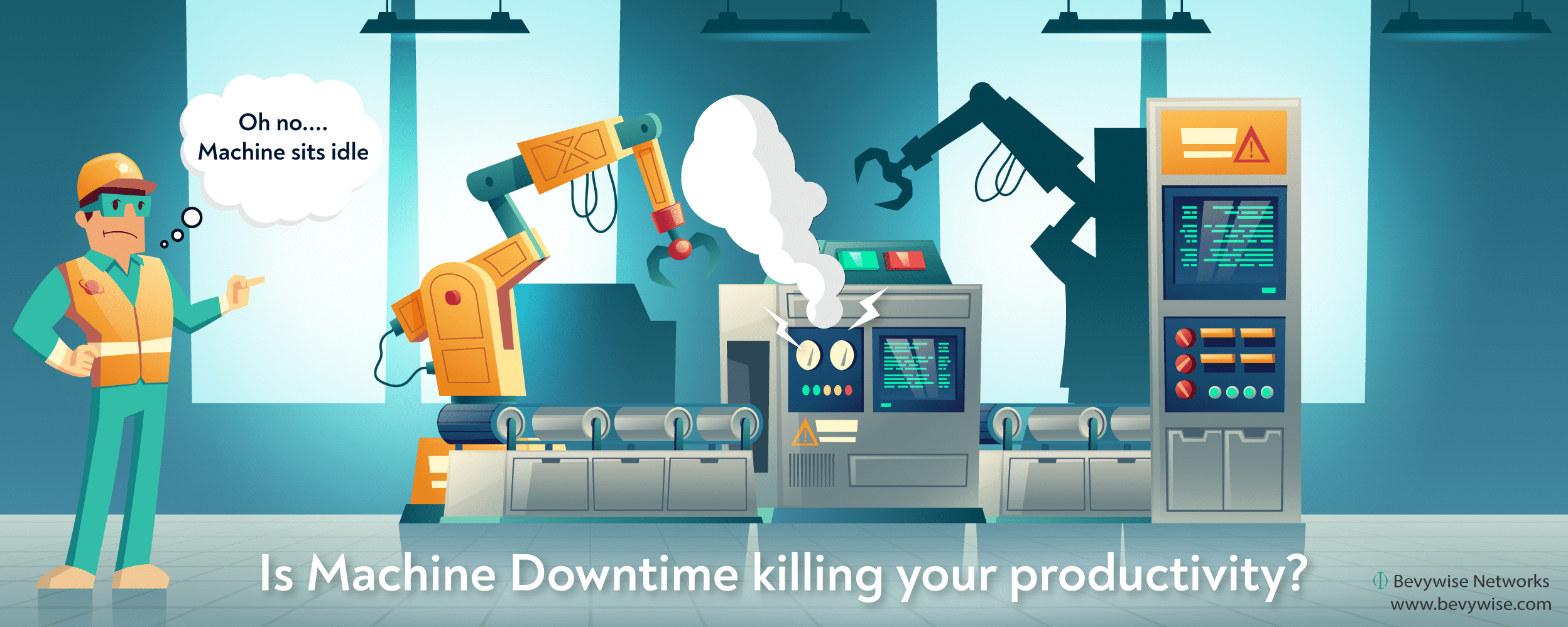 manufacturing downtime
