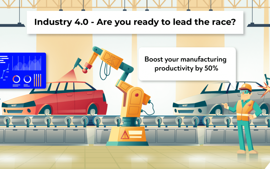 Industry 4.0 – Are you ready to lead the race?