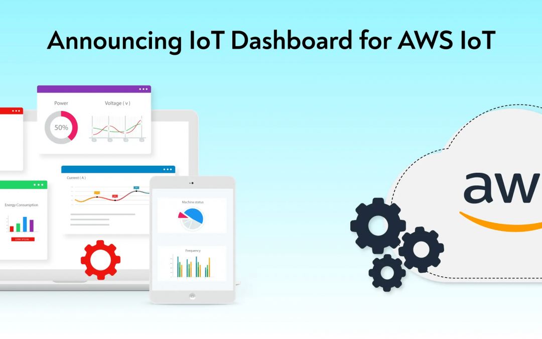 Announcing IoT Dashboard for AWS IoT