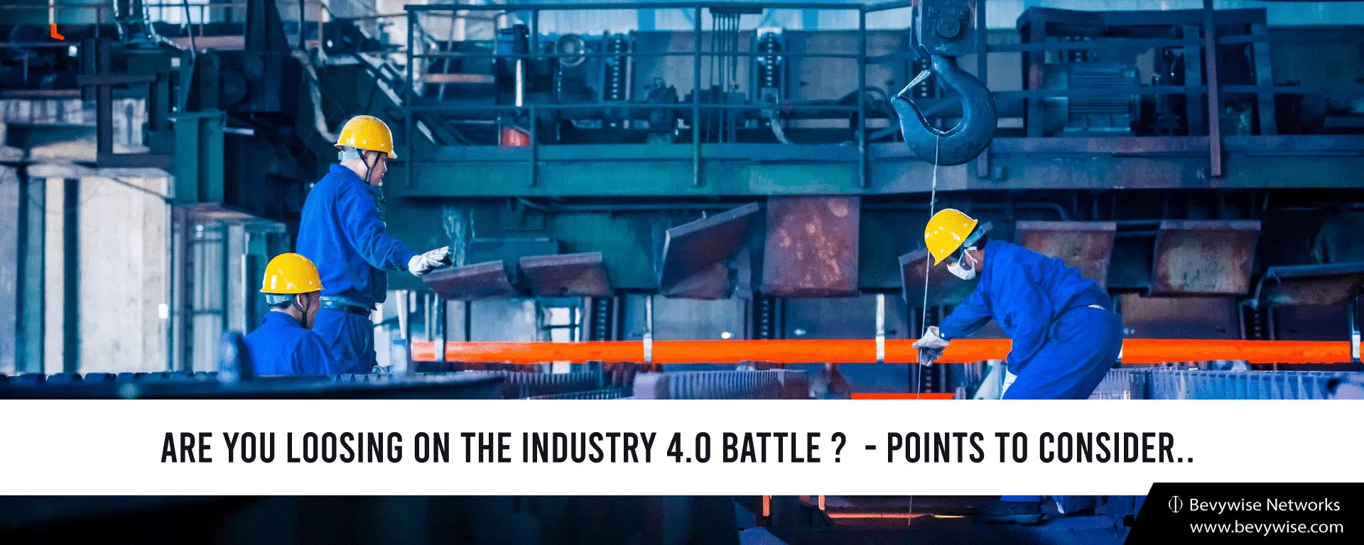 Killer Tips & Tricks to win the Industry 4.0 Race