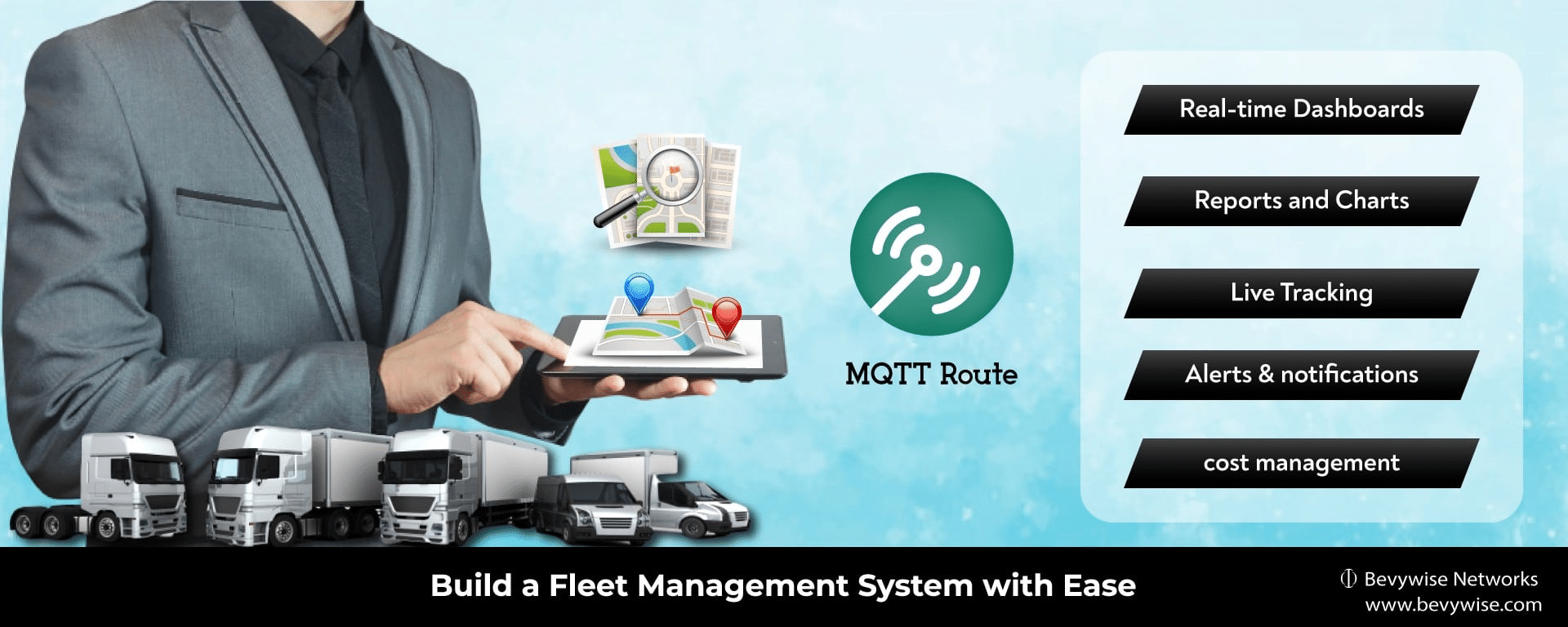 Build a Fleet Management System with Ease