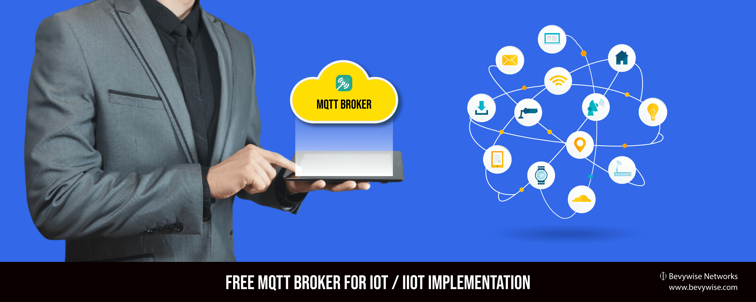 Free MQTT Broker for IoT / IIoT Implementation