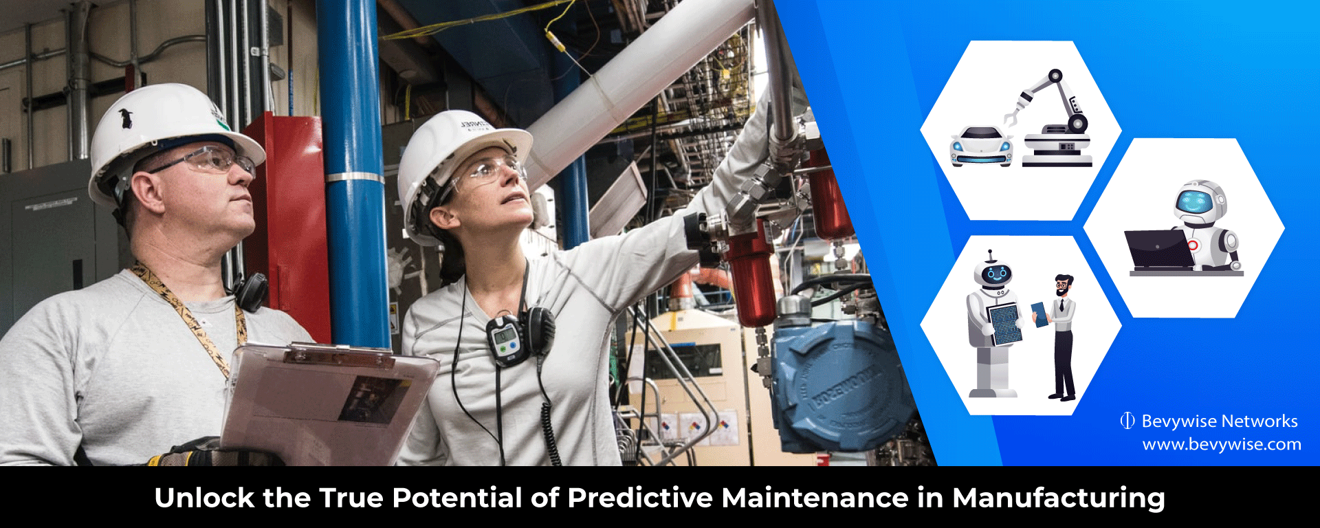Predictive Maintenance in manufacturing