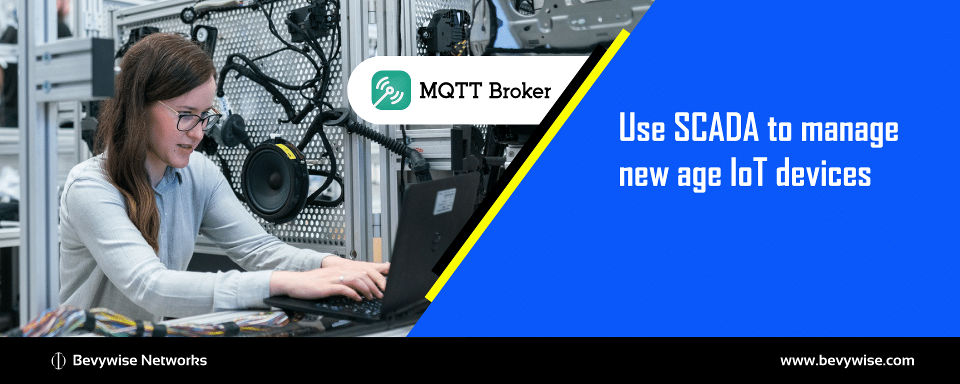 Use SCADA Integration to Connect New Age MQTT Devices