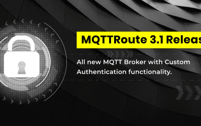 MQTTRoute 3.1 – Custom  Secure MQTT Authentication Released