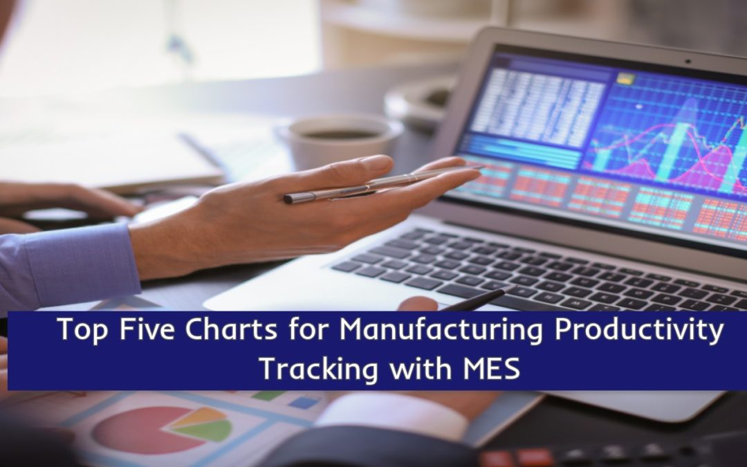 Top 5 Charts for Manufacturing Productivity Tracking with MES