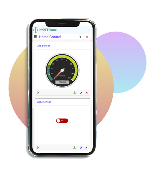 Manage devices right from your phone